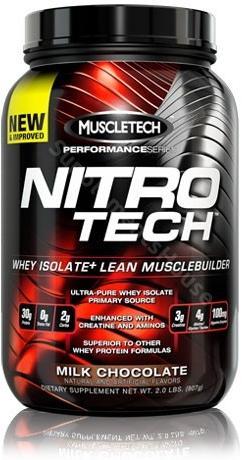 Muscletech NitroTech Ripped 907g