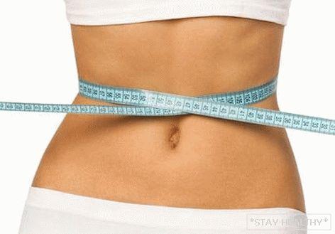 scăderea în greutate a lui