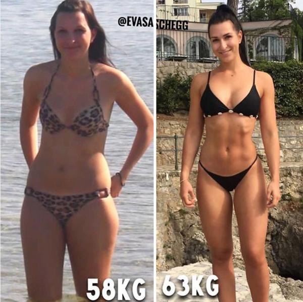 scădere în greutate și pmr