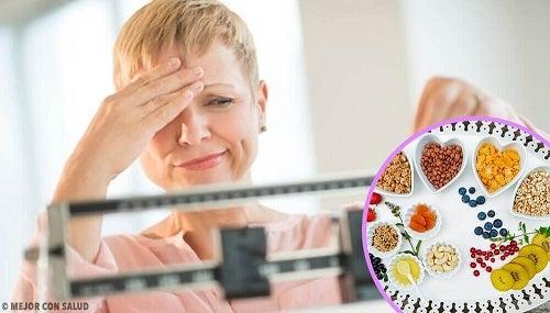 de ce nu pot slăbi în menopauză tonic de pierdere de grăsime