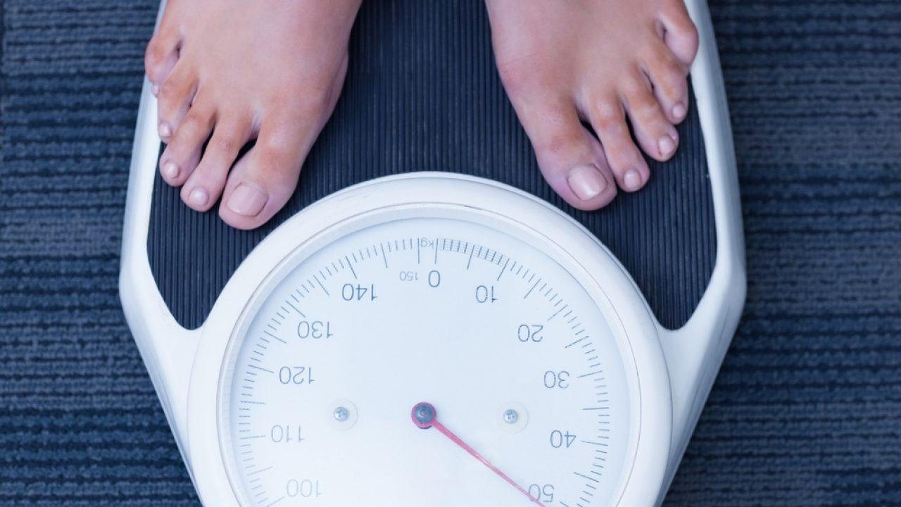 pierderea în greutate devine mai lentă