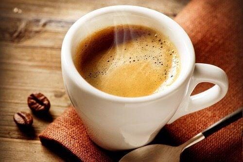 cafea și efecte de pierdere în greutate