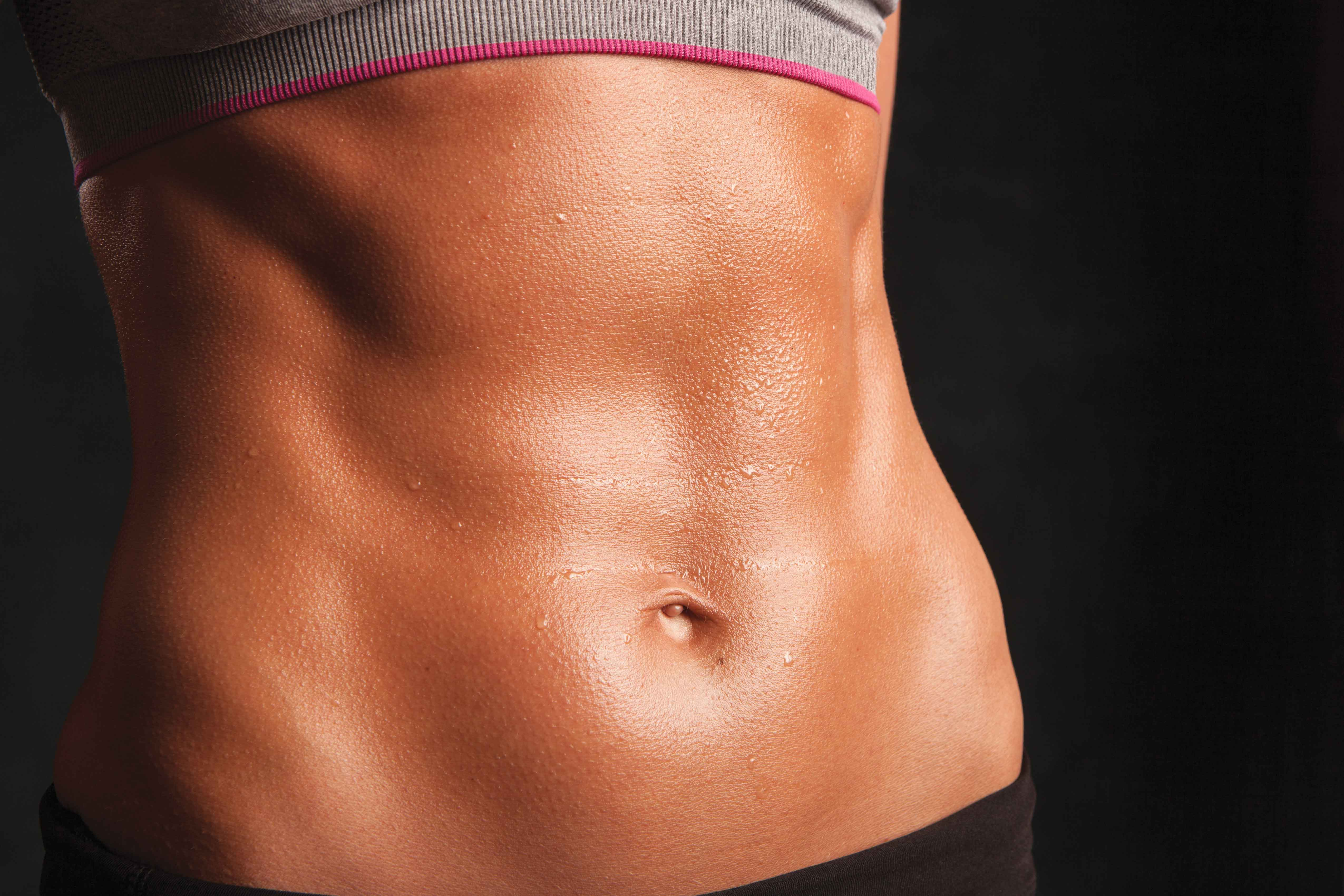 5 tratamente care te ajută să ai un abdomen plat după 4 şedinţe