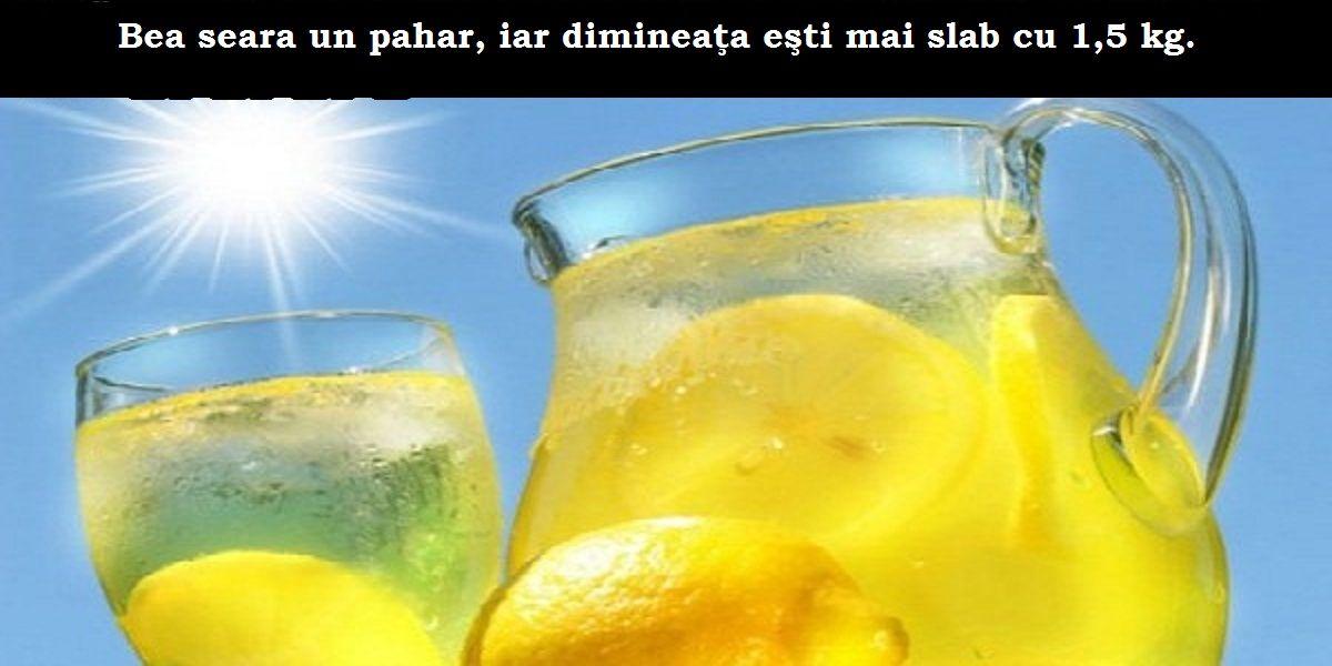 seara băutură de slăbit Fișă de înscriere la pierderea în greutate