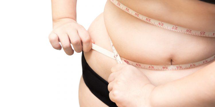 până la jumătatea obiectivului de pierdere în greutate
