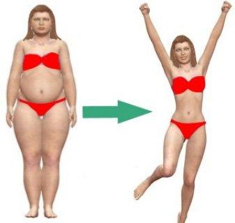 37 de bărbați pierd în greutate