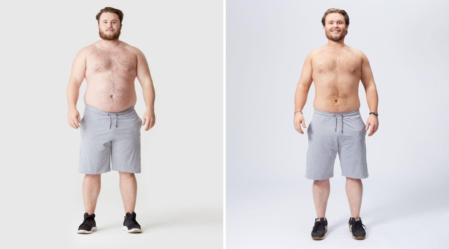 nu a pierdut nicio greutate prima săptămână
