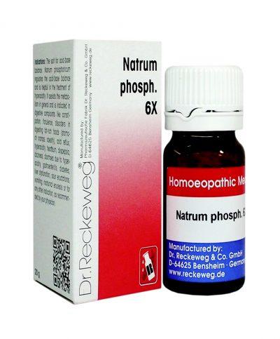 natrum phos 6x scădere în greutate cum să slăbească mpa
