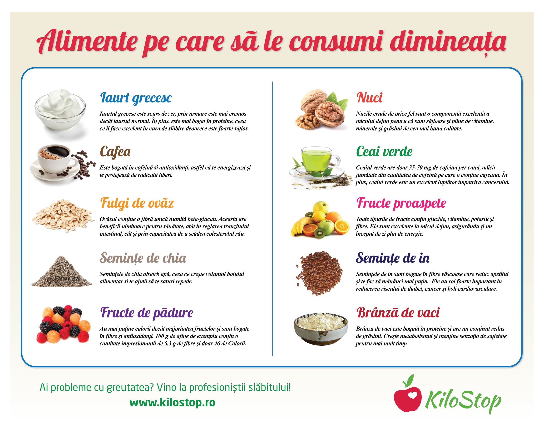 Ce să mănânci pentru pierderea în greutate: ce produse contribuie la scăderea în greutate - Legume