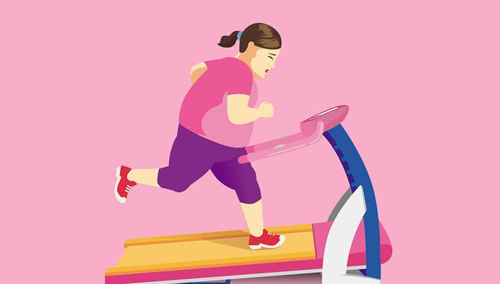 nu poate slăbi metabolismul lent