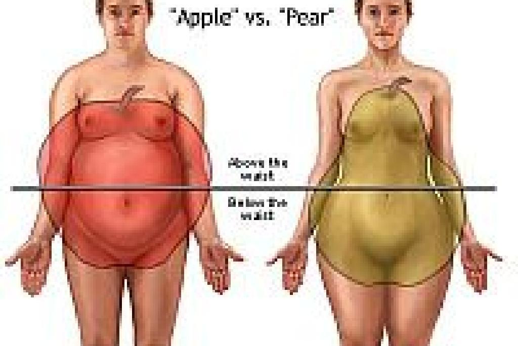 Care este grăsimea ta din corp. Procentul de grăsime corporală: general