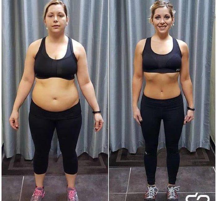 Pierdere în greutate de 75 de kilograme