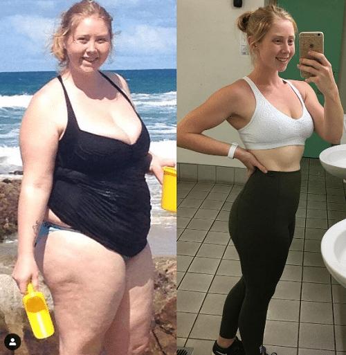 Pierdere în greutate de la 75 kg la 55 kg