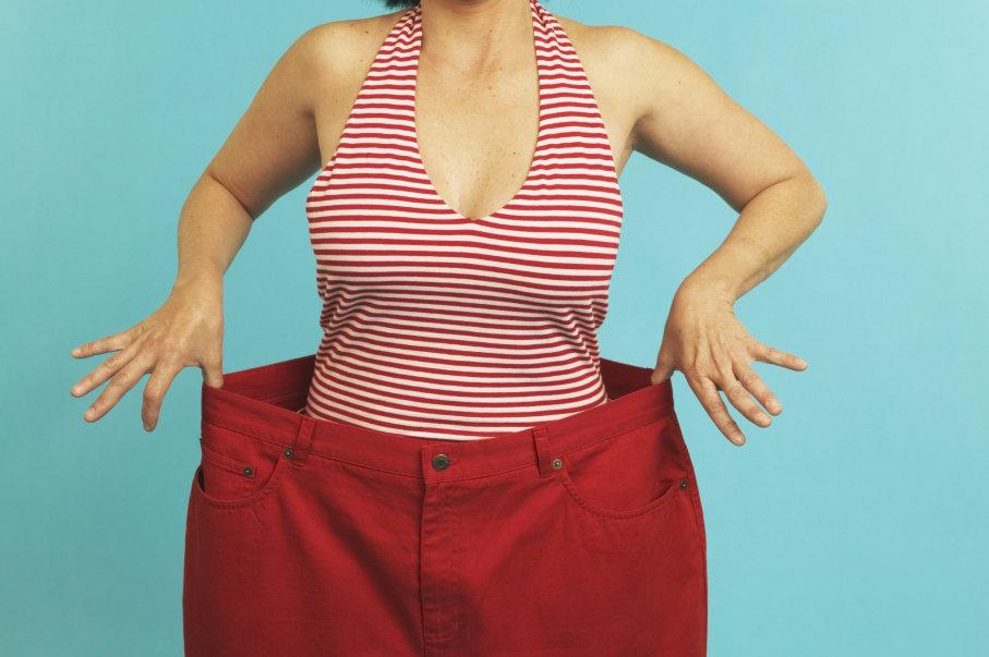 scăderea în greutate depistată între perioade