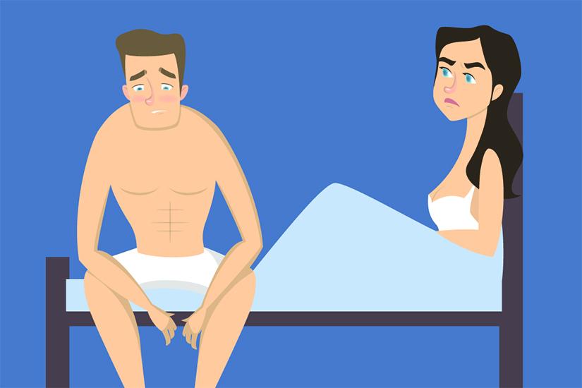 poate slăbi vindeca disfuncția erectilă