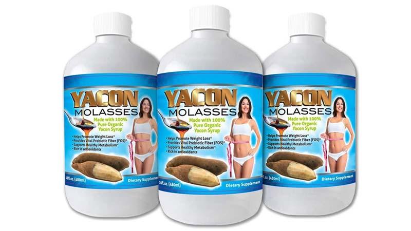 Yacon Molasses - Te ajută acest produs să slăbești? Chiar e natural?