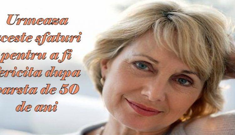 slăbește vârsta de 50 de ani