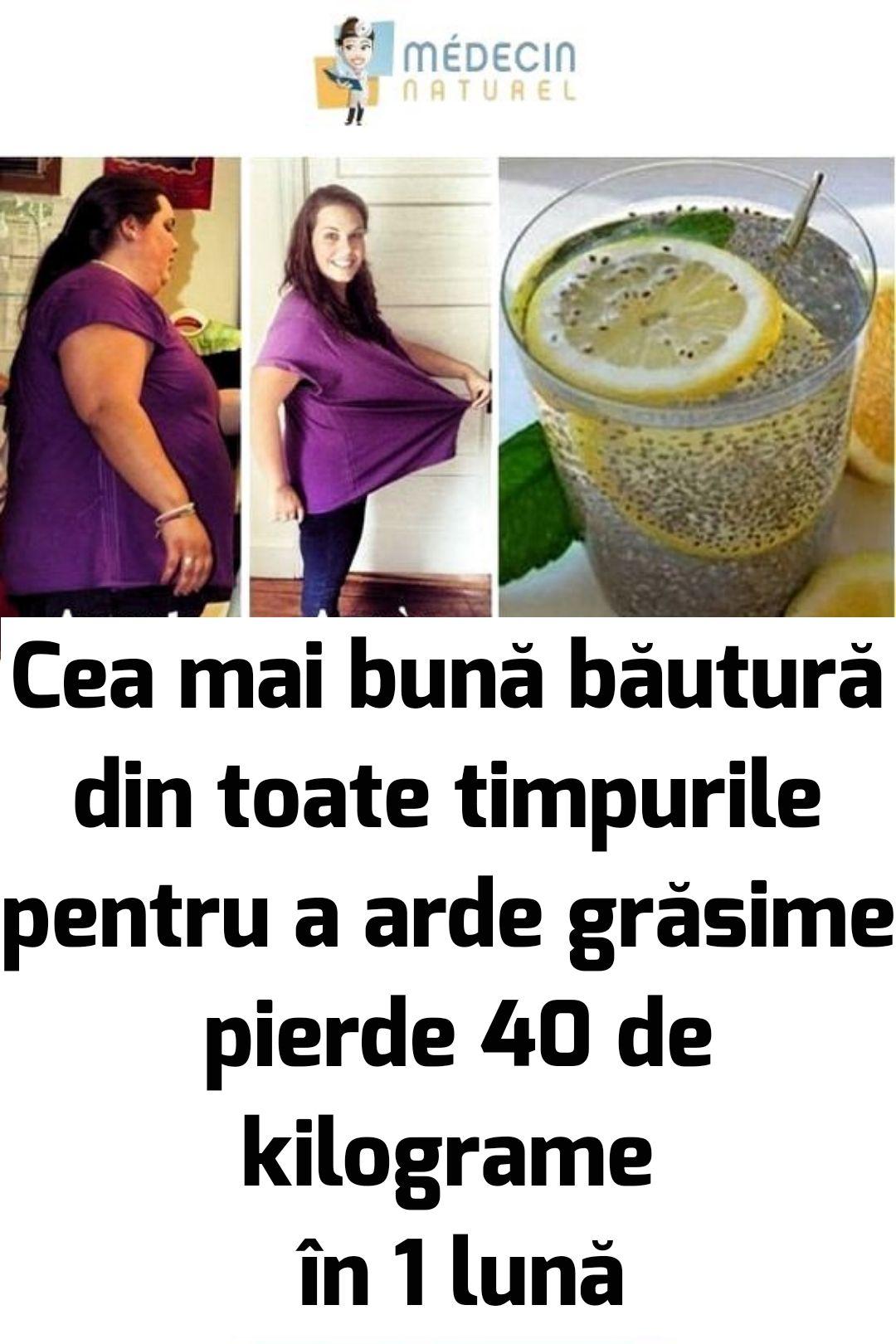 o băutură de pierdere în greutate de o săptămână