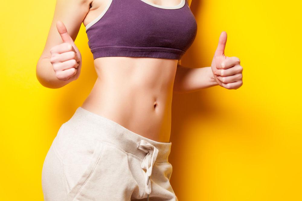 Iata cum scapi de grasimea abdominala!