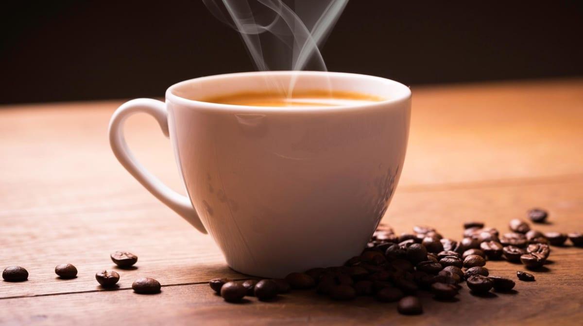 studiu de cafeină și pierdere în greutate