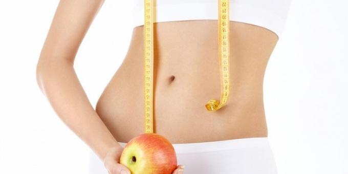 pierdeți în greutate mestecând și scuipând