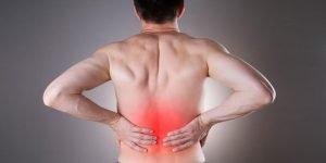 scădere în greutate cu leziuni inferioare la spate